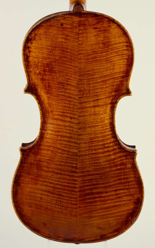 Full Page Gaspar Viola Back Closeup