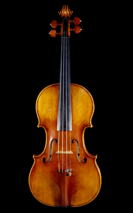 Full Page Harmsworth Violin Front