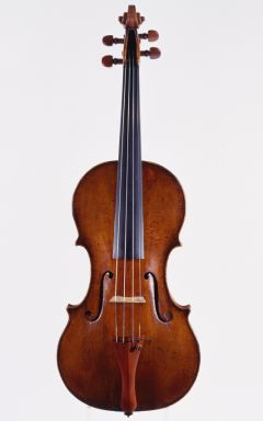 Peter Guarneri Violin Front